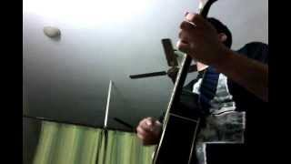 jiya dhadak dhadak Jaye - unplugged (acoustic guitar cover) - Tarun Batra