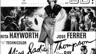 "Rita Hayworth ""A marine, A Marine,   A Marine"" Sung by Aldo Ray from""  Sadie Thompson"