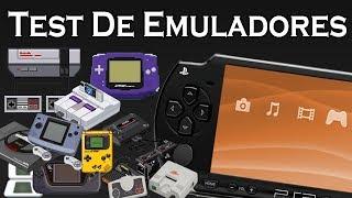 LA POTENCIA DE MI PSP | Test de Emuladores |