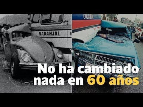 El Caos Del Transporte No Ha Cambiado En 60 Años | El Comercio