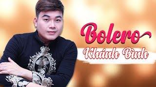 Khánh Bình Bolero Chàng Trai Giả Giọng Nữ Cực Đỉnh Với Liên Khúc Cảm Ơn - Chuyến tàu hoàng hôn