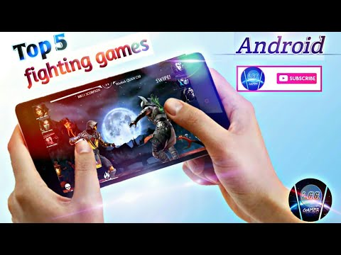 Top 5 Popular Fighting Games Available For Android Free Download.