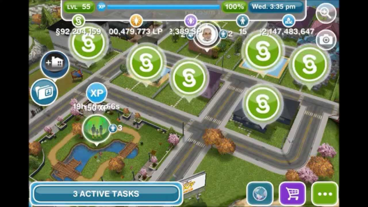 How to get Unlimited Everything on Sims FreePlay - YouTube