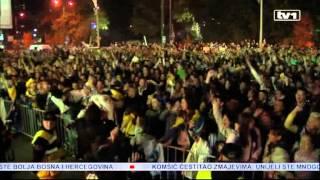 Fudbalska reprezentacija BiH osigurala nastup na prvom svjetskom prvenstvu u historiji