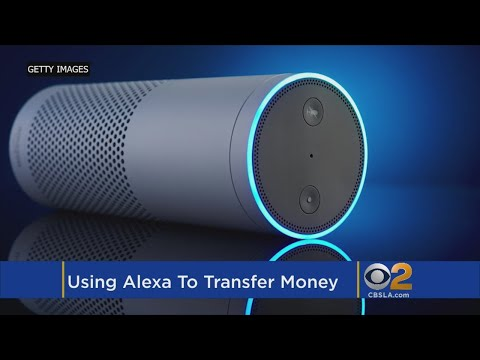 Get Ready To Use Amazon's Alexa To Send Friends Money