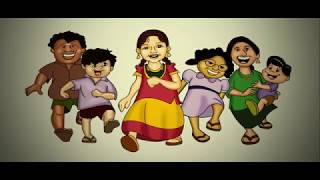 NILA'S SKETCHBOOK - Child Abuse Prevention Film in English| VA Studios Production