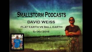 Sofia Smallstorm Interviews David Weiss about Flat Earth vs. Ball Earth