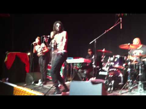 Emmanuel Jal- We Fall live at Brighton Dome Corn Exchange 8/11/14