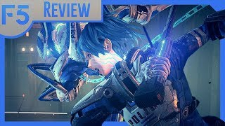 Astral Chain Review: Wonderful Anime Nonsense (Video Game Video Review)