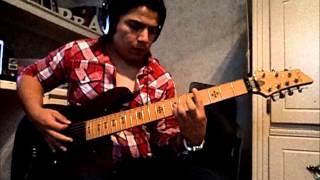 Steve Vai - Taurus Bulba (Jose Mesta Cover)