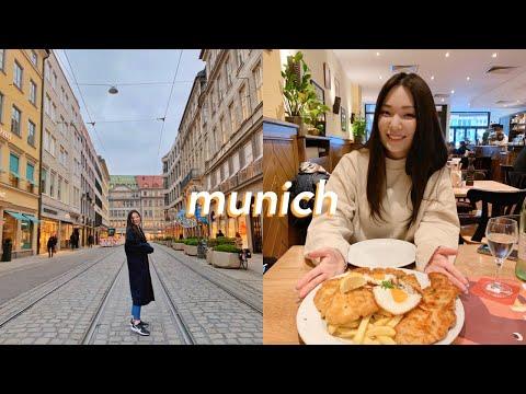 Exploring Munich | Germany Vlog