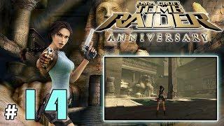 "TOMB RAIDER Anniversary #14 - Świątynia Khamoon [1/2] - ""Opadające skarabeusze"""