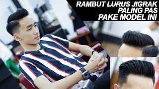 [6.65 MB] Model Rambut Sejuta Umat   Side Part Haircut
