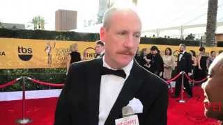 Matt Walsh at 21st Annual Screen Actor Guild Awards #SAGAwards #Veep