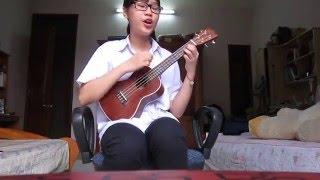 Quê hương tôi - ukulele cover ( CHY Idol)