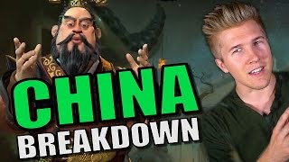 Civilization 6: Gameplay - China [Leader Strategy Breakdown]
