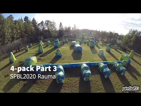 4-pack Part 3 - SPBL2020 Rauma