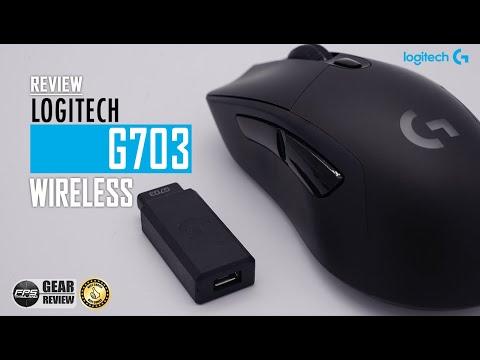 Review : Logitech G703 LIGHTSPEED เมาส์ไร้สายสุดเจ๋ง !!