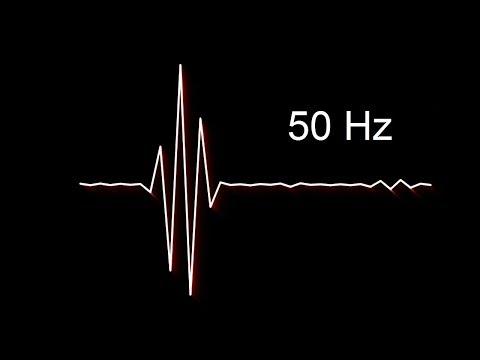 50 hz Bass Test