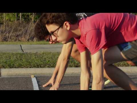Tragedy on the Track: Short Film