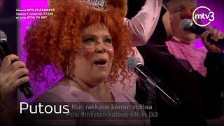 Tanhupallon naamiaiset   Putous 9. kausi   MTV3