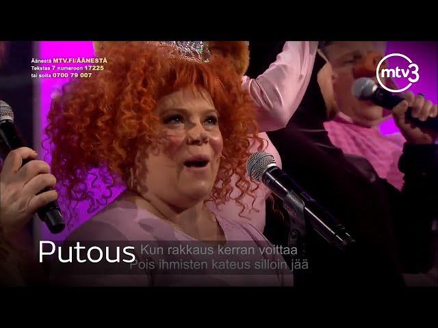 Tanhupallon naamiaiset | Putous 9. kausi | MTV3
