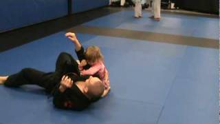 Odyssey MMA Gracie Simons Arm Bar