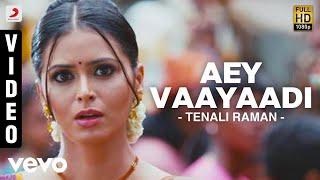 Tenali Raman - Aey Vaayaadi Video | Vadivelu | D.Imman