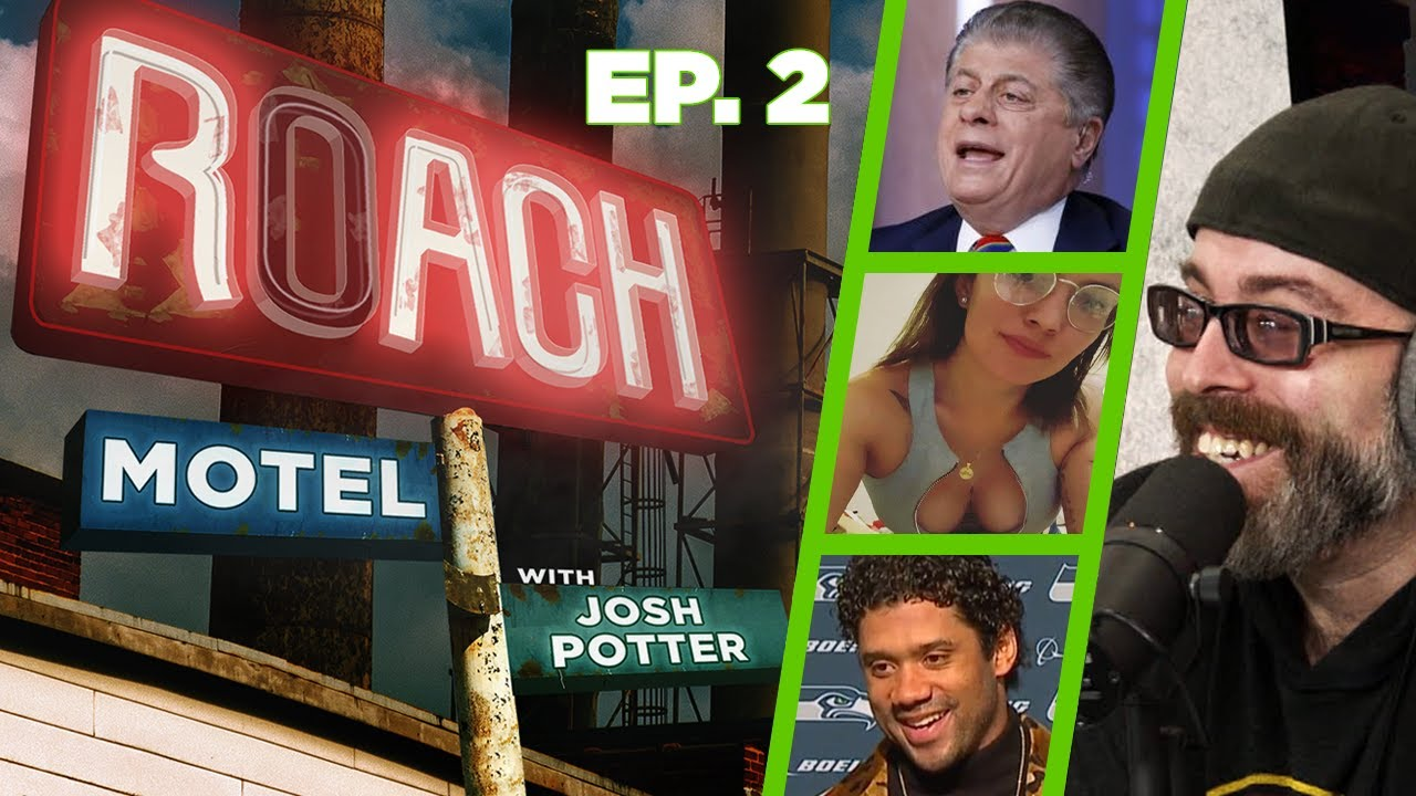 Ep 02 Roach Motel W Josh Potter We just released new merch! seenity