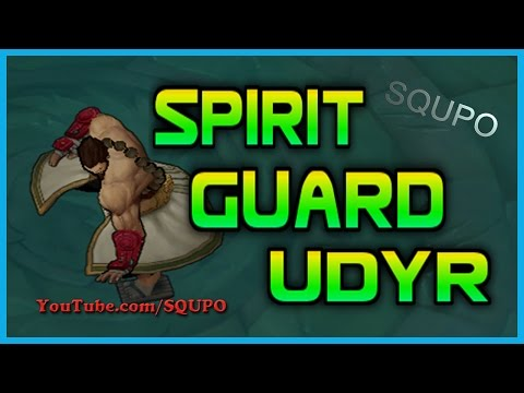 Spirit Guard Udyr (League of Legends)
