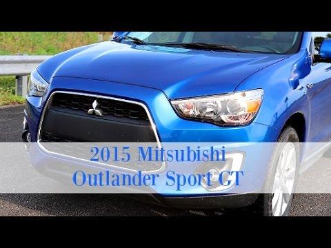 2015 Mitsubishi Outlander Sport GT Review!
