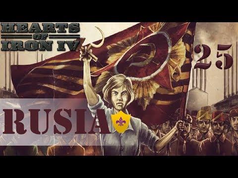 El fin de América y Europa | Hearts of Iron IV (Modern Day mod) | Rusia #25