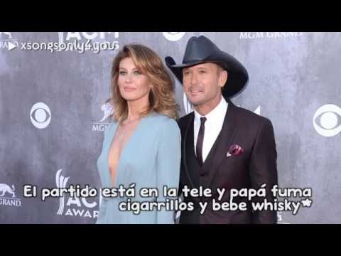 Meanwhile Back at Mama's - Tim McGraw (Traducida al Español) ft. Faith Hill