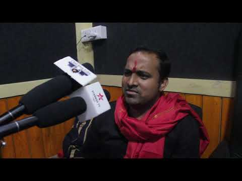 "Opening ceremony "" Diamond recording studio"" live interview singer amit singh"