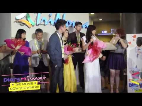 Diary Ng Panget Cast Thanks the Fans for a Successful Movie Premiere