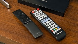 Pairing the Remote to the KS Samsung TV's