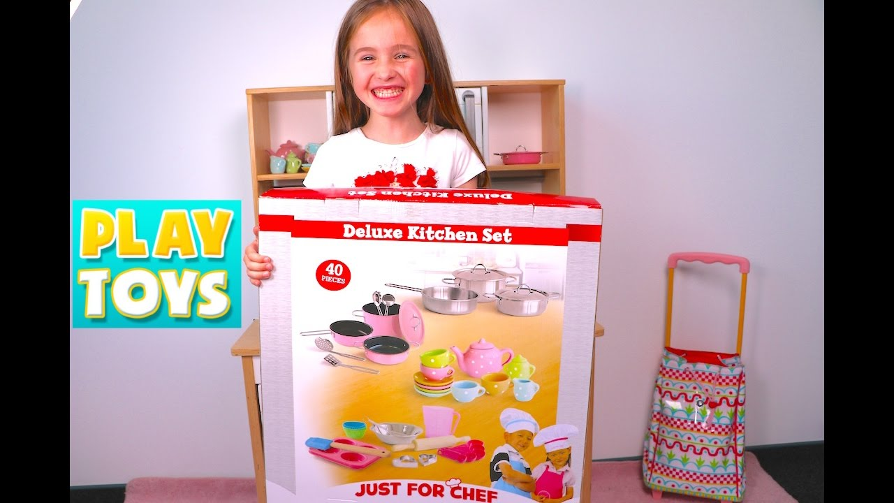 kids kitchen toys best buy appliances cooking playing with youtube
