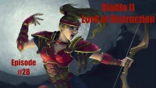 Diablo 2 LOD Amazon Bowazon Walkthrough - Part 28: The Great Marsh