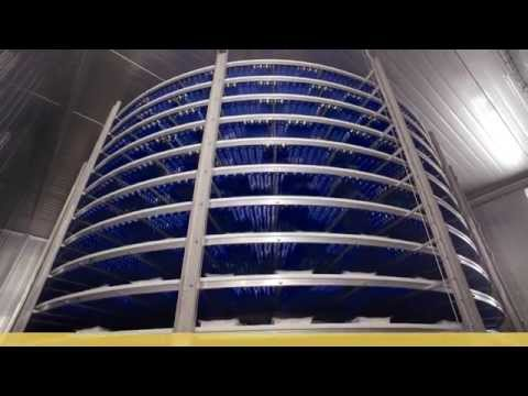 SARP Food Technologies – Pasta Machineries and Spiral Conveyors