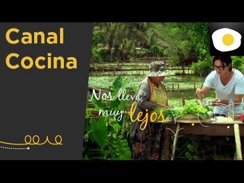Disfruta de lo mejor de la cocina en canal cocina youtube for Chema de isidro canal cocina