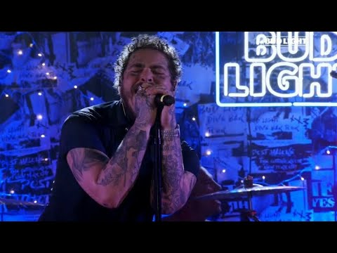 Post Malone - Circles Live (Bud Light 2019)