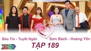 VỢ CHỒNG SON | Tập 189 FULL | Bảo Tín - Thúy Ngân | Sơn Bách - Hoàng Yến | 020417