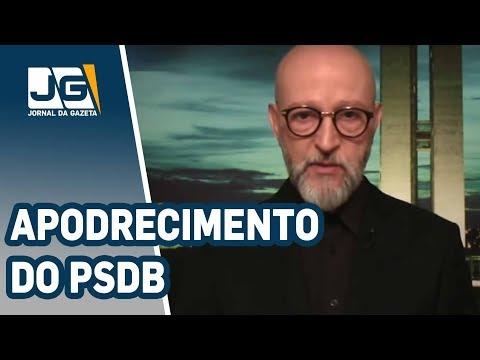 Josias de Souza/Azeredo preso expõe apodrecimento do PSDB