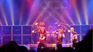ACCEPT - Restless and wild (Live in Oberhausen 2012, HD)