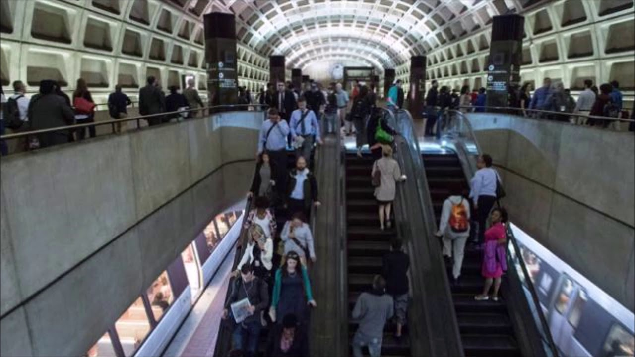 DC Metro Considers Separate Trains During 'Unite The Right' Rally