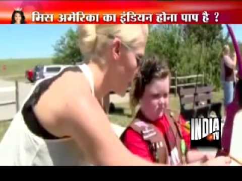 Racist tweets mar sweet moment for Nina Davuluri,first Miss America of Indian origin