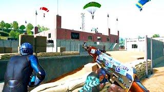 Free Fps Battleground - Cover strike 3D Commando:AndriodGamePlay screenshot 3