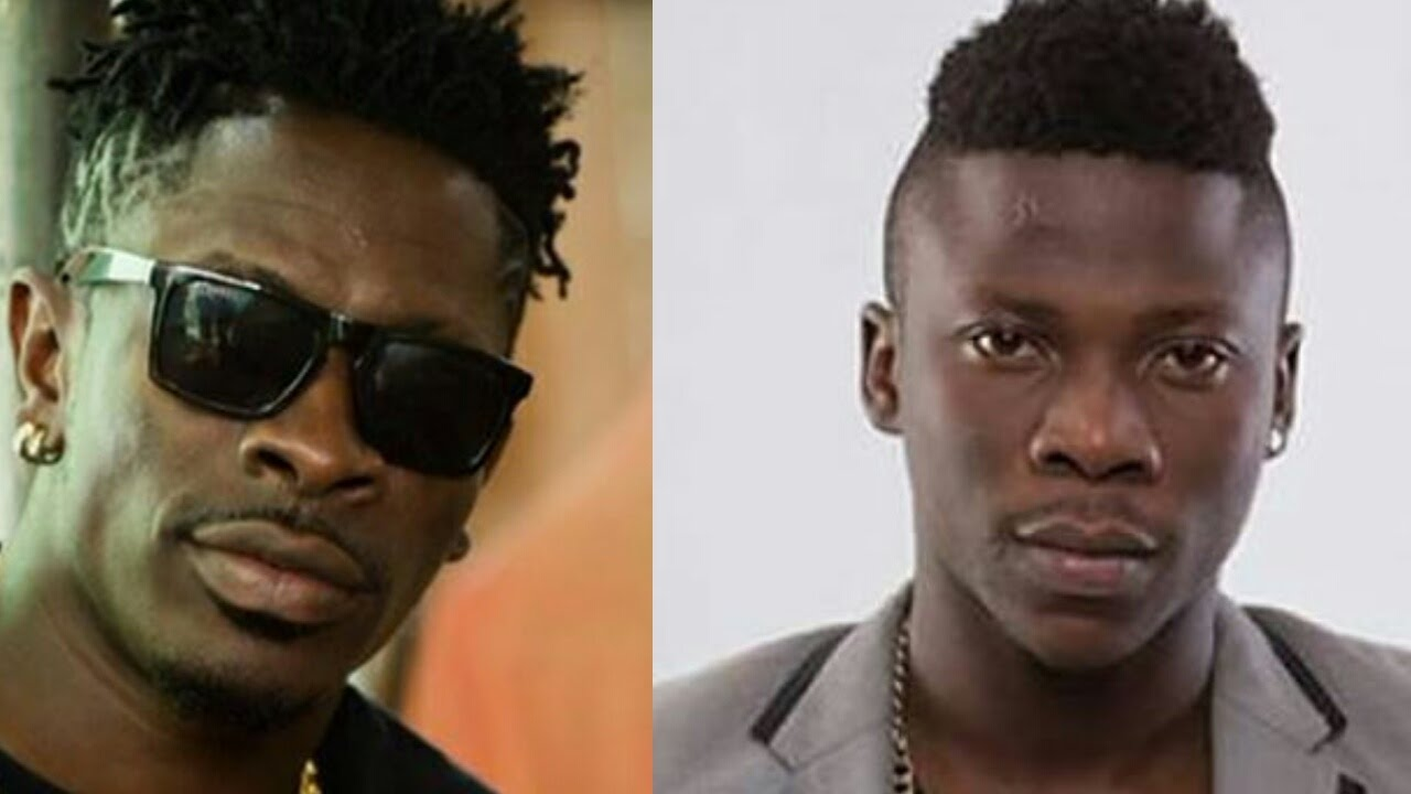 Image result for stonebwoy and shatta wale