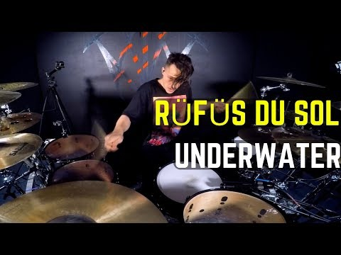 RÜFÜS DU SOL - Underwater  Matt McGuire Drum Cover