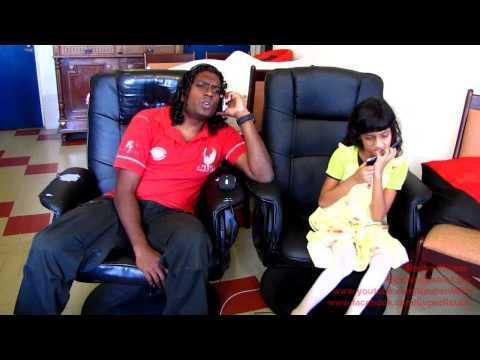 2013-01-09 - Le Telephone Pleure - Grace et Reuben - Karaoke a l'improviste :-)